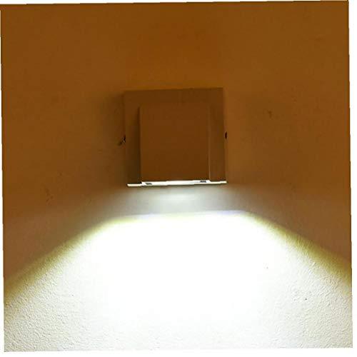 Kacniohen Lámpara de iluminación de la Sala al Aire Libre Porche Impermeable de la Pared de luz LED de Pared de Aluminio para el hogar Patio Decoración Material de Primera Calidad
