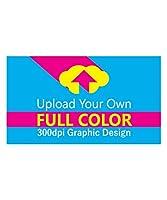 Upload Your Own Designs - 1000 カスタマイズ可能なプレミアムパーソナライズビジネスカード 16ポイントカードストック光沢フルカラー両面標準コーナー