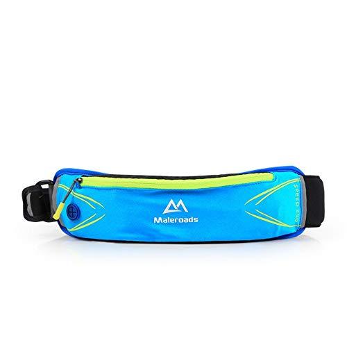 LNLZ der Sport läuft, Taille packen, Marathon Laufen, männer im Langlauf - Rennen?,blau,6.