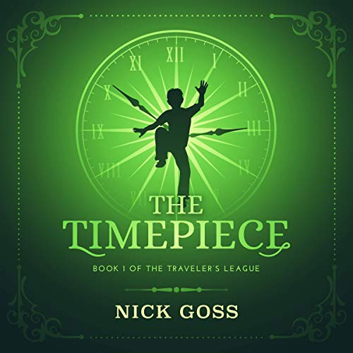 The Timepiece Audiobook By Nick Goss cover art