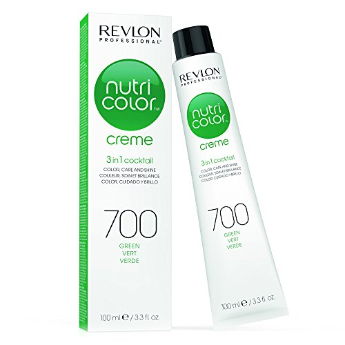 REVLON PROFESSIONAL Nutri Color Creme 700 Grün (100 ml)