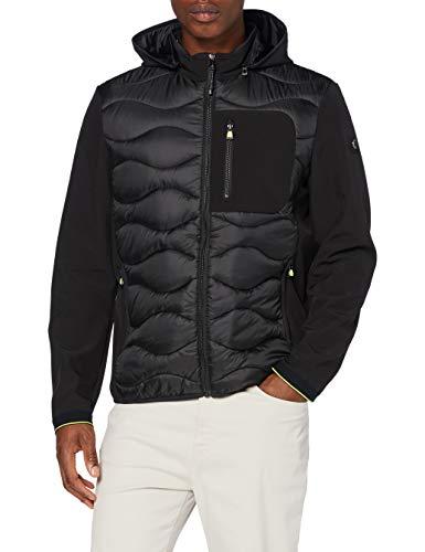 BRAX Herren Style Vince Brx Lab Softshell Jacke, Schwarz, 54