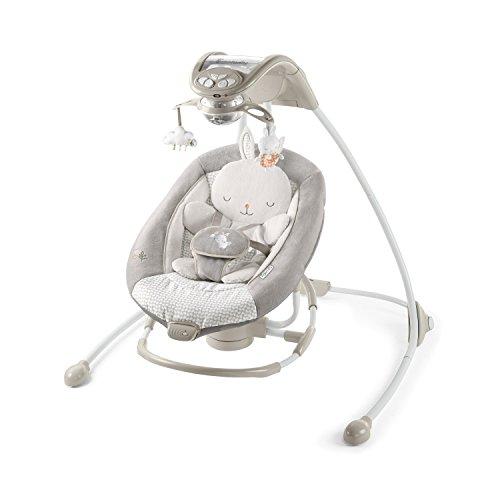 Ingenuity InLighten Cradling Swing & Rocker - Twinkle Tails