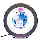 Rotación Luminosa Levitación magnética Globo Decoración de Mesa de...