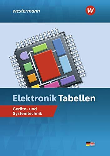 Elektronik Tabellen: Geräte- und...