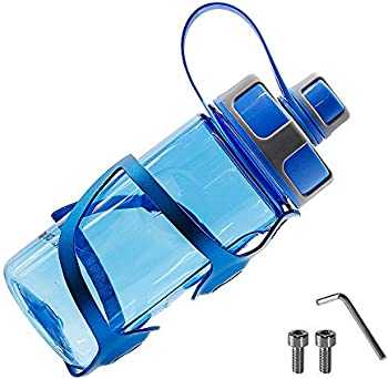 MTHAT Bike Water Bottle and Holder for Outdoor Cycling
