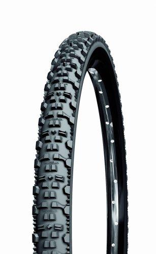 Michelin MTB Neumáticos CAI 586480 MTB Neumático Plegable XC A.T. 26 x 1.85, Negro/Plegable