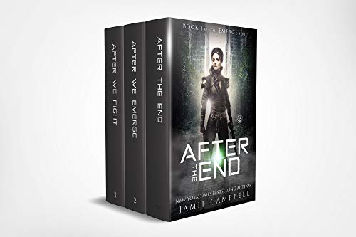 After The End Boxed Set (The Emerge Series Book 4)