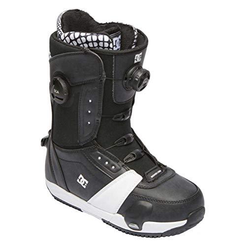 DC Step On Lotus BOA Womens Snowboard Boots Black/White Sz 7