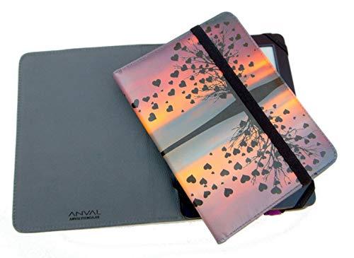 ANVAL Funda EBOOK Energy SISTEM Pro 4 - Estampados - Funda Libro electrónico