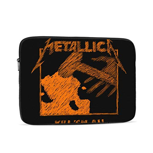 Kill Em Waterproof Computer Bag Case Laptop Tablet Tote Travel Briefcase 15 inch Black