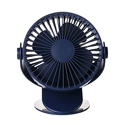 Household Products USB Powered Clip on Fan,Desk Fan,Battery Operated Stroller Fan,for Bedroom Home Room Stroller Table Camping,Car
