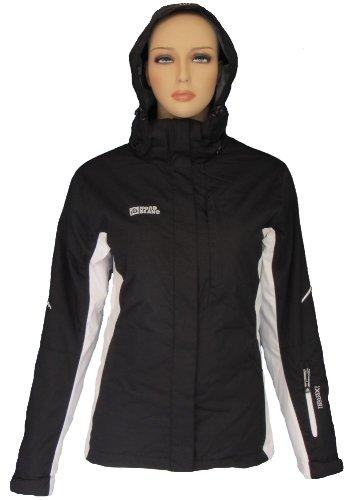 ZARA NordBlanc Damen Schnee Sport Jacke schwarz-weiß 38-48