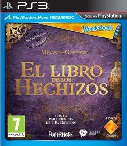 WONDERBOOK: EL LIBRO DE LOS HECHIZOS