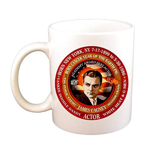 N\A Copa de Actor James Cagney, Astrología Nacida en Cáncer, Año del Zodíaco de la Tierra Cerdo
