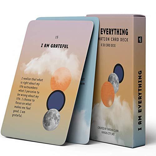 I AM Everything Affirmation Cards - A 30 Card Deck