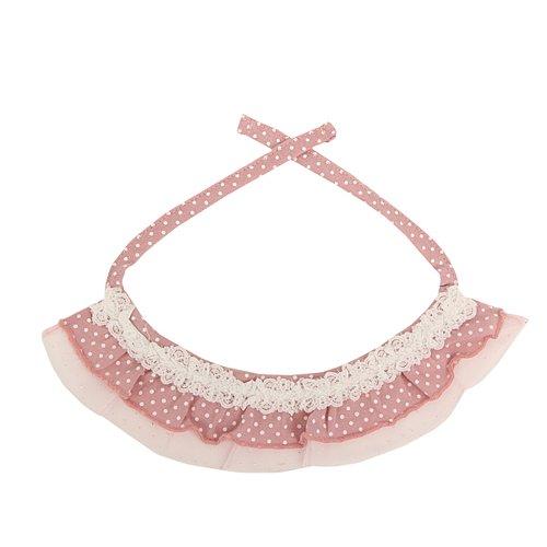CATSPIA Tiffany - Bufanda para gatos y animales pequeños, color rosa
