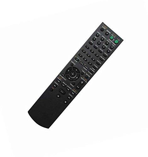 Controle remoto de substituição HCDZ compatível com sistema de home theater Sony DAV-HDX576W RM-ADU047 148713611 DVD