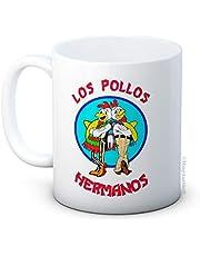 Los Pollos Hermanos - Breaking Bad - Kaffemugg i keramik