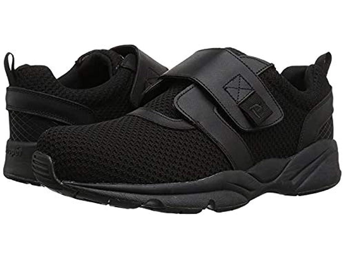 世辞モロニックサイドボードProp?t(プロペット) メンズ 男性用 シューズ 靴 スニーカー 運動靴 Stability X Strap - Black 9.5 X (3E) [並行輸入品]