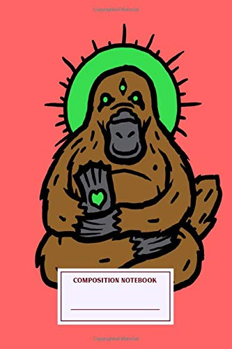 Composition Notebook: Spirit Platypus Journal Note Taking System for School and University