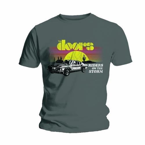 Bravado T-shirt Imprimé musique et film Homme - Gris - Charbon - FR : Small