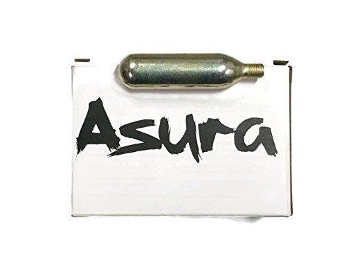 Asura 16 Gram CO2 Threaded Cartridges 30 Count
