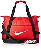 Nike NK Acdmy Team S Duff - Sp20 Gym Bag, Unisex Adulto, University Red/ Black/ White,...