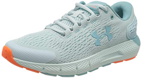 Under Armour UA W Charged Rogue 2, Zapatillas de Running para Mujer, Azul (Rift Blue/Rift Blue/Blue Haze), 38 EU