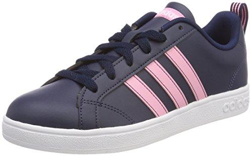 Adidas Vs Advantage, Zapatillas de Deporte Mujer, Azul (Maruni/Ftwbla/Rossua 000), 43 1/3 EU