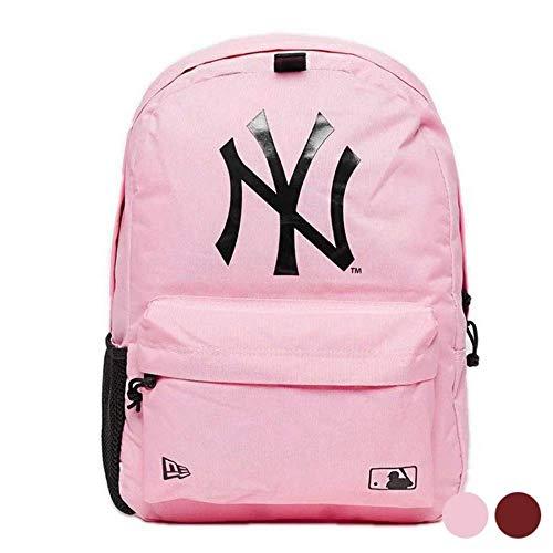 New Era MLB Stadium Rucksack, Erwachsene Unisex, Pink, Einheitsgröße