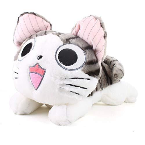 qwermz Juguetes Blandos, Juguetes De Peluche Gato Relleno Y Muñecas De Animales Regalo para Niños Juguetes para Gatos De Chi Sweet Home Anime 20cm