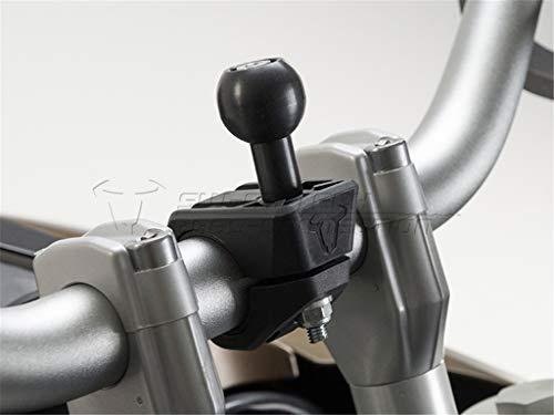 1 Zoll Kugel-Kit inkl. M6/M8-Schraube, Klemme für Lenker Ø 22-28 mm