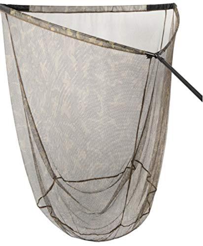 FOX Explorer 42' Landing net Karpfenkescher, Kescher zum Karpfenangeln, Unterfangkescher für Karpfen
