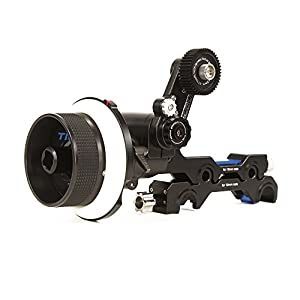 Varizoom VZTK75A-STEALTHPZF Tripod and Lens Controller Black