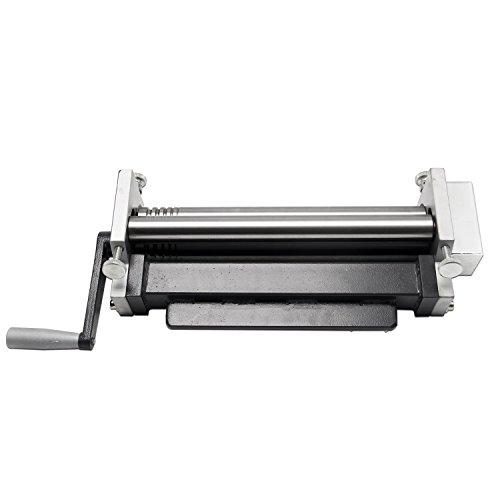 Handmatige stalen plaat walsmachine metalen plaat buigen ronde machine fineer reeling machine voor walsen staal plaat aluminium plaat galvaniseren plaat