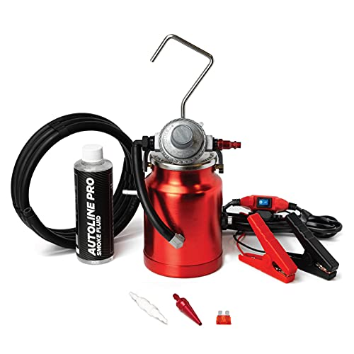 AutoLine Pro Automotive Smoke Machine Leak Detector EVAP Vacuum Diagnostic Tester   Shop Series   Made in The USA
