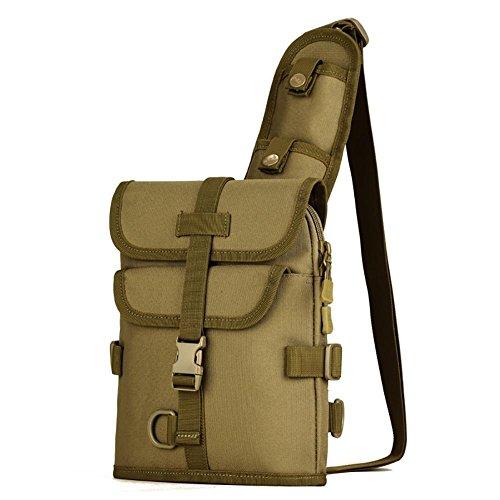 Épaule extérieure Voyage sac Messenger Bag multi - Nylon fonctionnelle , 1
