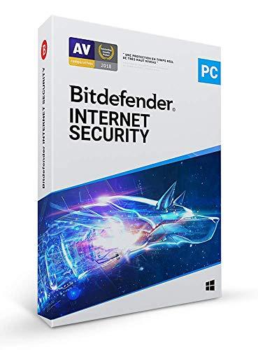 Bitdefender Internet Security   5 appareils   2 ans  PC   Téléchargement
