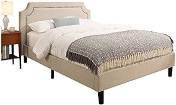 Abbyson Living Allegro Queen Platform Bed