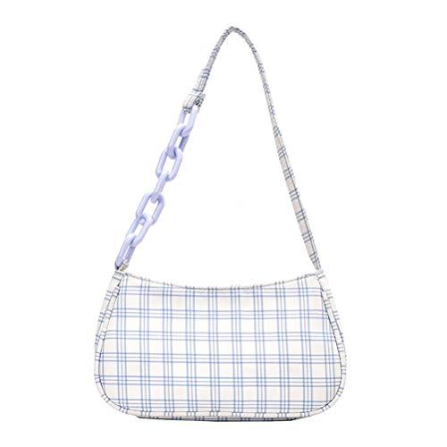 RetroFun moda damska vintage torba na ramię torba na ramię torebka crossbody torby do pracy biznesu szkoły na uczelnię podróż