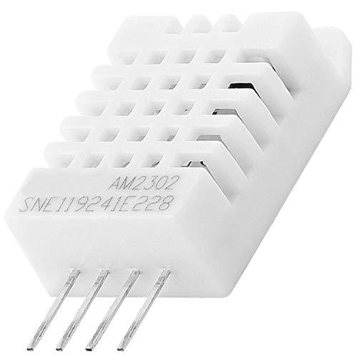 AZDelivery DHT22 AM2302 Sensor de Temperatura y Humedad para Arduino y Raspberry Pi con Ebook incluido!