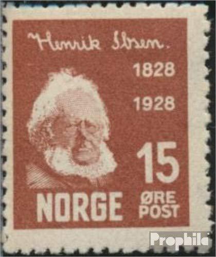 Prophila Collection Noruega 138 1928 Ibsen (Sellos para los coleccionistas)