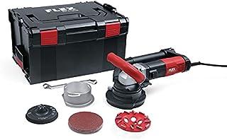 Flex 505048 saneringsslip (universalverktyg, slip) RE 16-5 115, Kit E-Jet, röd svart