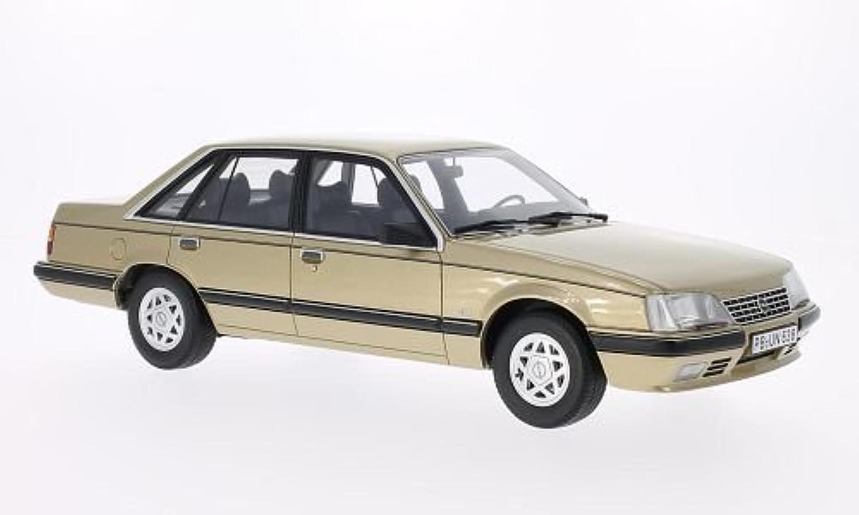 precios ultra bajos Opel Senator A2 3.0 CD, metálico-beige, 1984, Modelo de de de Auto, modello completo, BoS-Modelos 1 18  ventas en linea