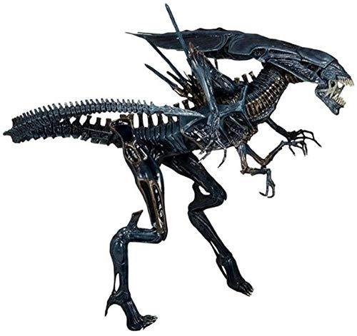 Mdcgok Aliens - Xenomorph Queen Ultra Deluxe Figura de acción en Caja