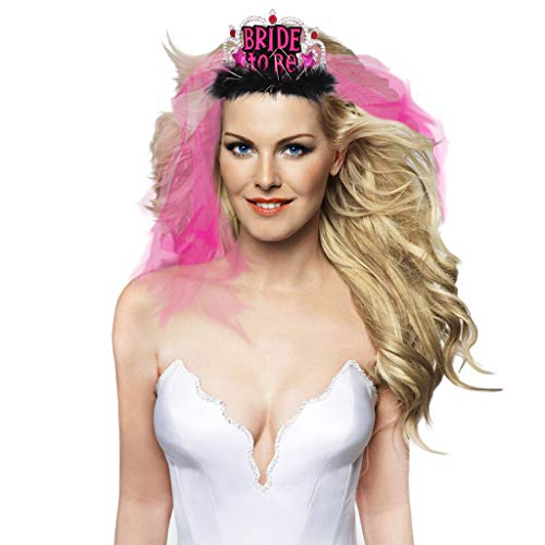 yhdcc44 Voilage de mariée, couronne de mariée, en dentelle, voile plume, cerceau à cheveux, accessoires de décoration de mariage pour mariage