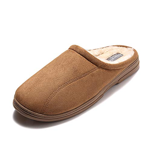 Image of Comfy Soft Memory Foam Slippers for Men