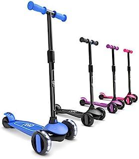 6KU 3 Wheels Kick Scooter برای دختران و کودکان نوپا
