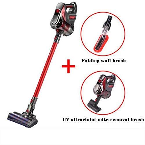 4 in 1 Stick Stofzuiger 180w Draagbare Handheld Lichtgewicht Stofzuiger Home Use Krachtige Ultra-quie for Hard Floor Carpet Pet Hair